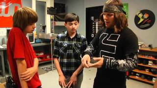 STI Discover Engineering with Ryan Sheckler and Lauren Perkins