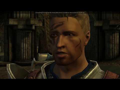 Dragon Age Origins Alistair Modded Romance