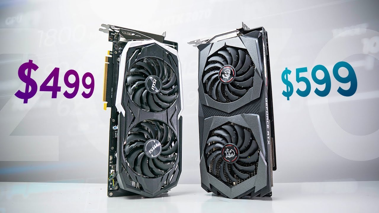 Asus RTX 2070 OC or Non-OC? - Graphics Cards - Linus Tech Tips