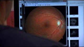 Hope for those with diabetes who have vision loss