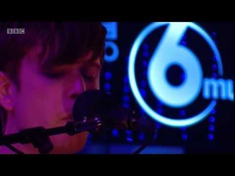 James Blake  Life Round Here  Come Thru  at BBC 6 Music Festival 2014