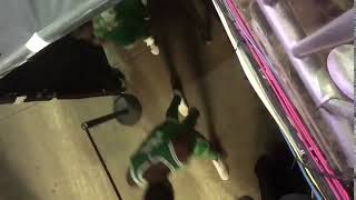 Kyrie Irving tells a 76ers fan to 's*** my d***' by : NBA Highlights · YouTube