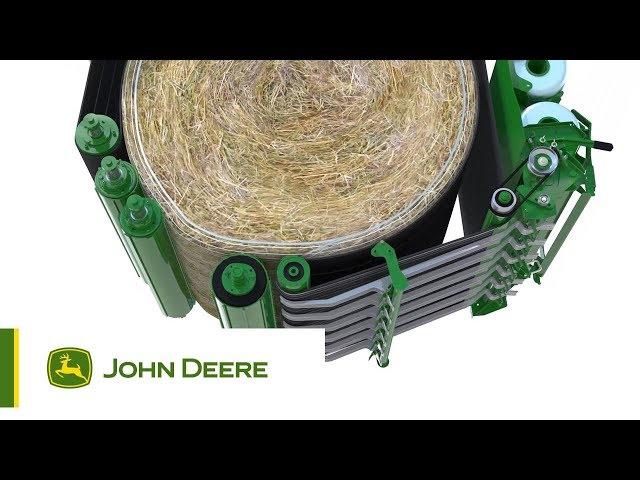 John Deere - Série G - Presses à chambre variable