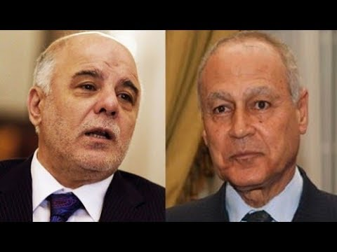 """Aboul Gheit to Abadi """"There is signs of Breakthrough"""""""