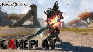 Kingdoms of Amalur: Reckoning Gameplay (PC/HD)