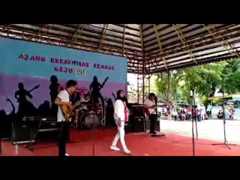 Bungong jeumpa cover versi rock katrinadream band