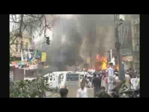 Karachi reels after latest bomb blast