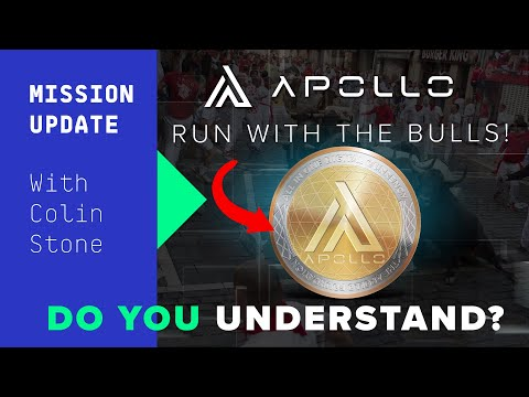 Mission Update #140 - Apollo Currency, Run With The Bulls!