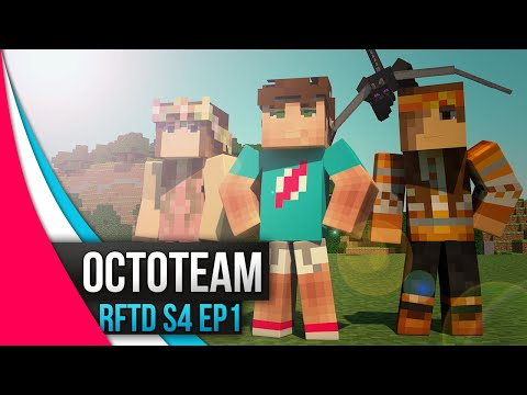 [Minecraft] Race For The Dragon S4 - Ep1 : Octoteam !