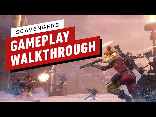 Scavengers (видео)
