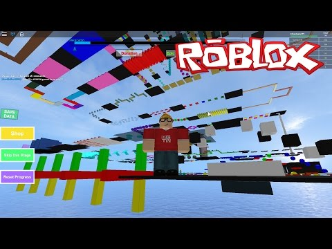 Let's play Roblox MEGA FUN OBBY!!!