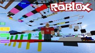 MEGA FUN OBBY | Roblox