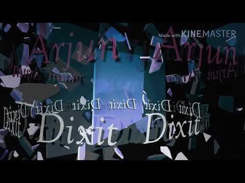 Arjun Dixit .. Woh 😧 kitne masum the..