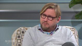 """Fredrik Virtanen: """"Det är längesedan någon spottade efter mig nu"""" - Malou Efter tio (TV4)"""