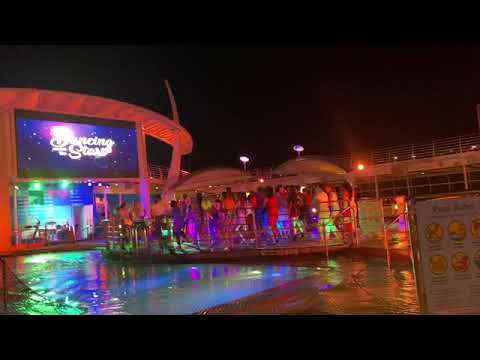 Miscellaneous Pool & Royal Promenade Activities | Freedom Of The Seas