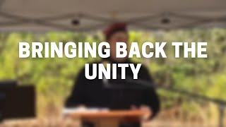 Bringing Back the Unity