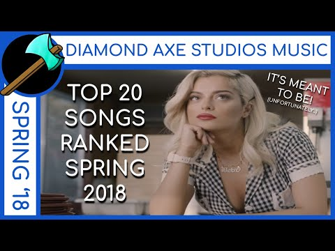 SPRING 2018: Billboard Top 20 Pop Songs- Ranked WORST to BEST (Drake, Camila Cabello, XXTentacion) Mp3