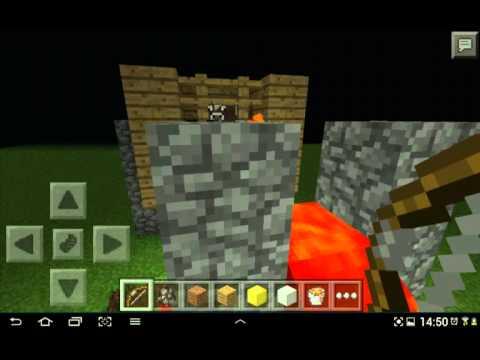 Comment Faire Des Flèche Enflamme Sur Minecraft Pe