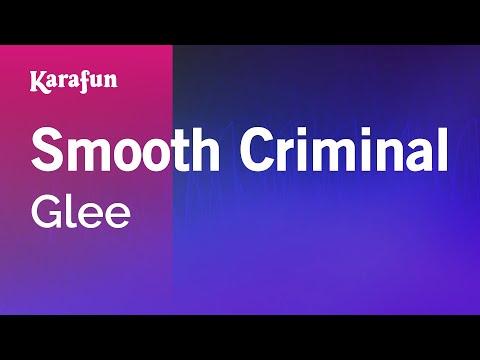 Karaoke Smooth Criminal - Glee *