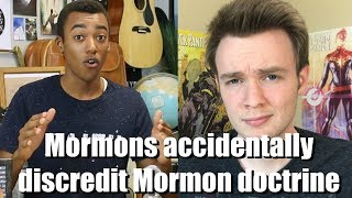 3 Mormons Accidentally Discredit Mormon Doctrine (A Response)