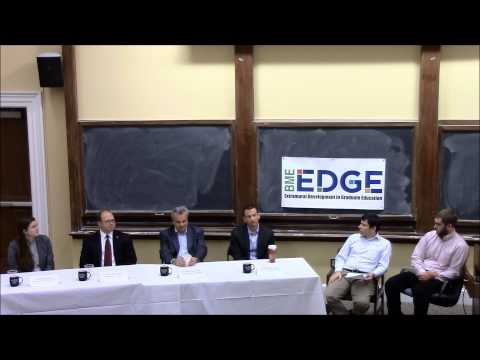 BME EDGE Professional Skills Day - Panel Discussion