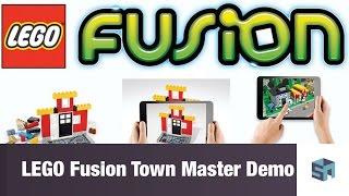 LEGO Fusion Town Master Demo