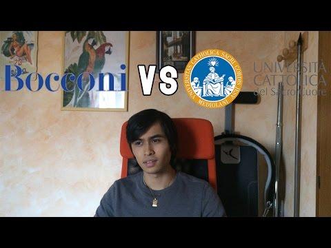 Bocconi Vs Cattolica - Qual è la Migliore... E Cosa Cambia?