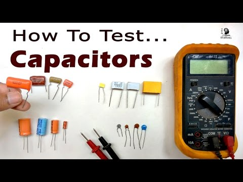 download How to Test Capacitors with and without using Multimeter