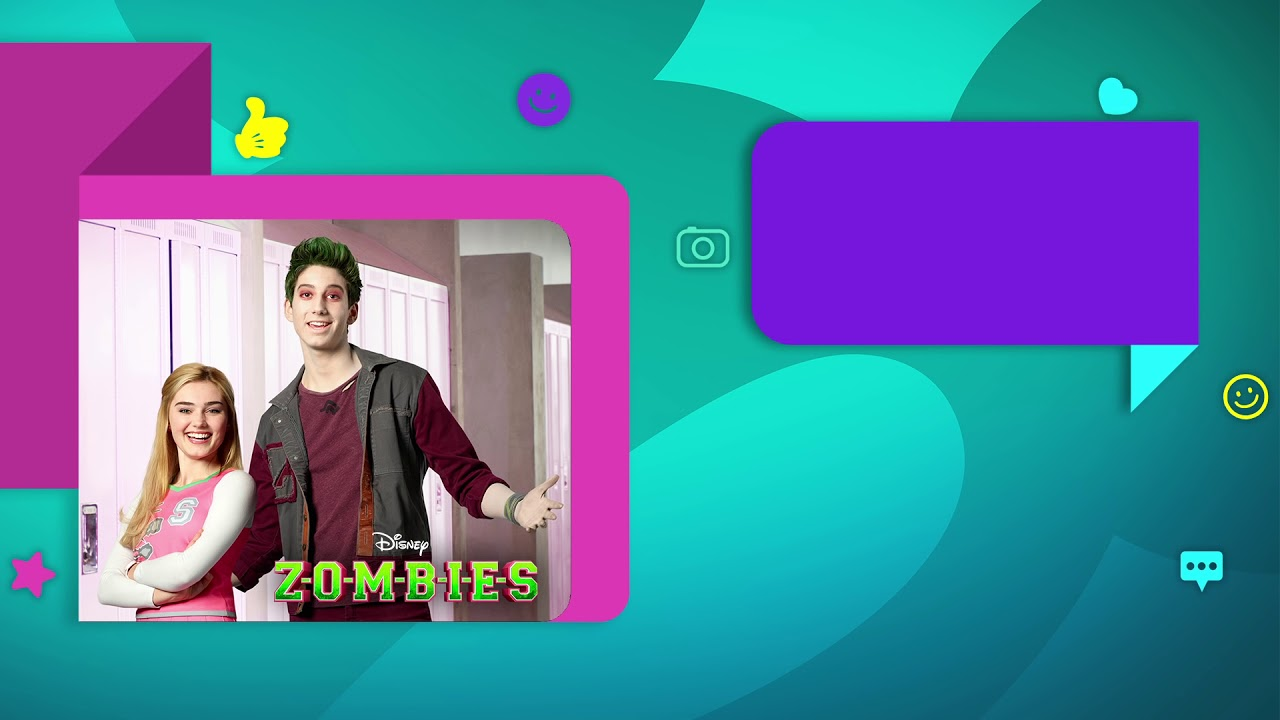 Z-O-M-B-I-E-S on iTunes | Disney Channel