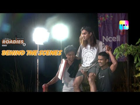 HIMALAYA ROADIES | BEHIND THE SCENES | EPISODE 17 | SEMI FINAL