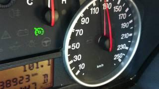 Fiat Croma 2.4JTD 0-190 km/h 190kW