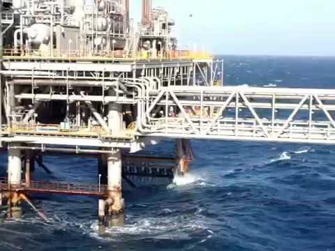 Offshore Platform  Qatar