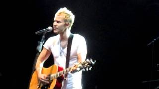 Lifehouse - Angeline (NEW SONG) live @ HMV Institute, Birmingham