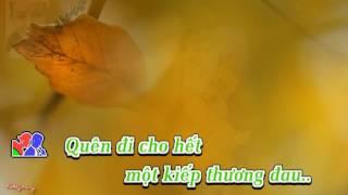 Karaoke Thu Sầu  Lam Phương_ Thiếu giọng nam