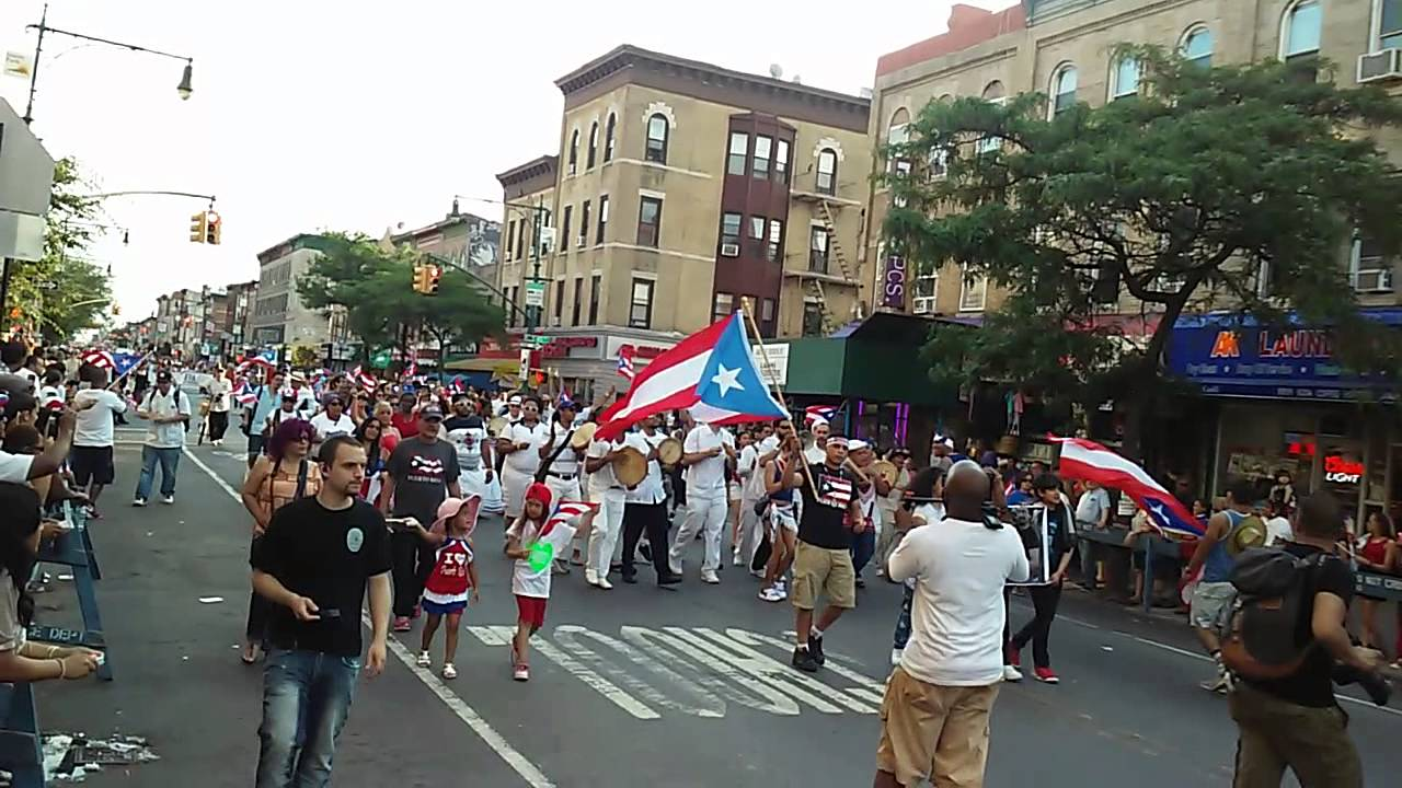 sunset park puerto rican day parade sunset park brooklyn. Black Bedroom Furniture Sets. Home Design Ideas