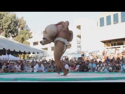 TOP5 Sumo Wrestling **BRUTAL**