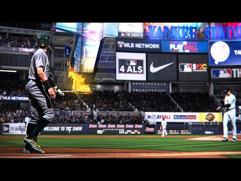First Playoff Game Of My Career! MLB The Show 20 Road To The Show #36