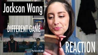 Jackson Wang - Different Game (feat. Gucci Mane) | IGOT7 REACTION...with a hi-touch tangent Video