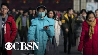 U.S. begins airport screenings as coronavirus spreads in China