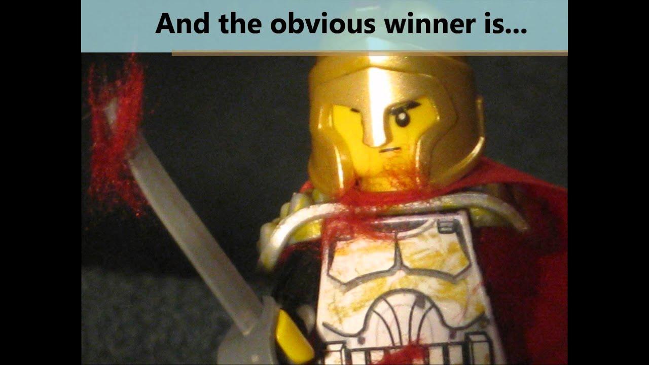 Spartan vs.Samurai