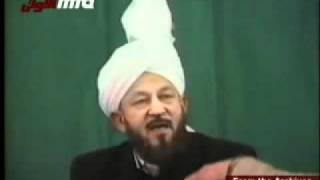 Khutba Jumma:15-02-1985:Delivered by Hadhrat Mirza Tahir Ahmad (R.H) Part 5/5