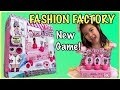 LOL Surprise FASHION FACTORY Unboxing! NEW Series 4 Eye Spy GAME