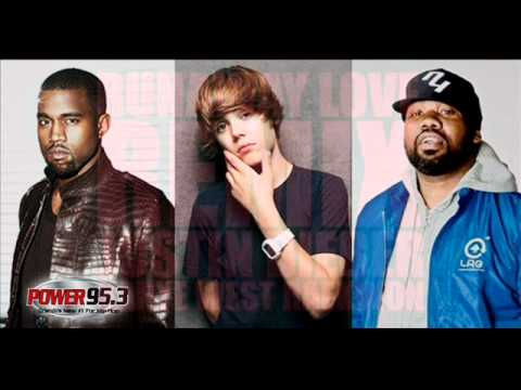 Runaway Love Remix - Featureing Kanye West, Justin Bieber and Raekwon