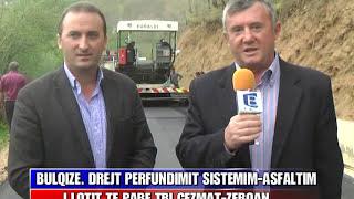 TV BULQIZA Loti 1 i Rruges Tre cezmat - Zerqan