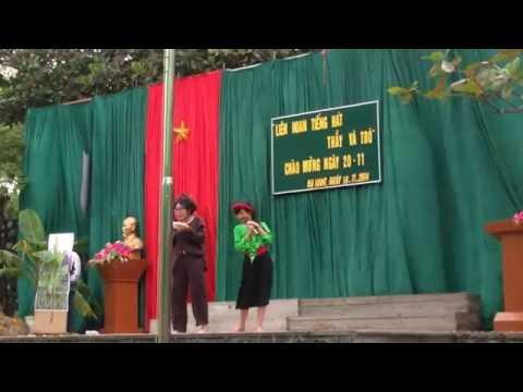 Hài Kịch Chí Phèo Thị Nở - 11A2 98er THPT Bãi Cháy - Hạ Long
