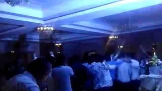 современная песня на русской свадьбе в зале Арабика