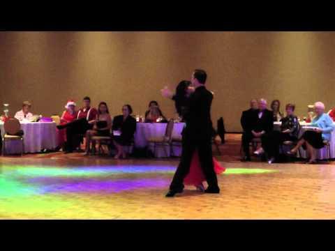 Snowball 2012 - Vicki & Roman - Tango