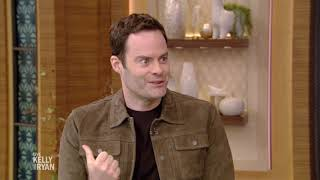 """Bill Hader Talks About Henry Winkler's """"Barry"""" Audition"""