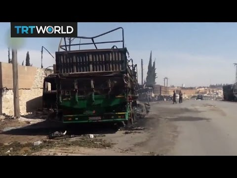 Breaking News: UN says strike on aid convoy in Syria a war crime