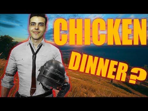 🔴 CHICKEN DINNER ??? 🍗 [PERSIAN/ENGLISH]